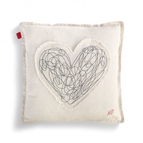 Coussin ''Love Notes''