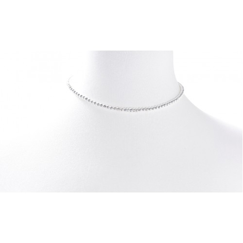 Collier BEBLUE Be a must silver