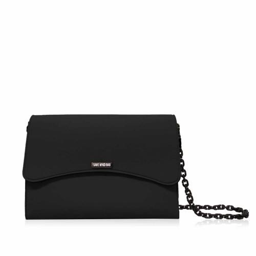Sac à main SAVE MY BAG Bella Maxi noir