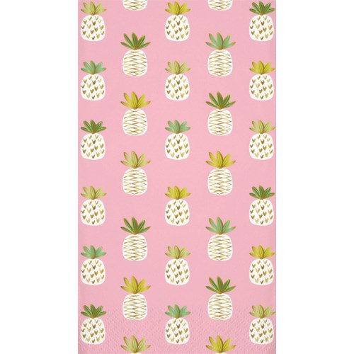 Serviettes de table - Ananas