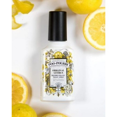 Poo-Pourri 2oz Original Citron
