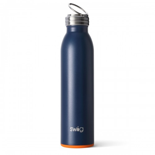 Bouteille SWIG 20 oz navy-orange